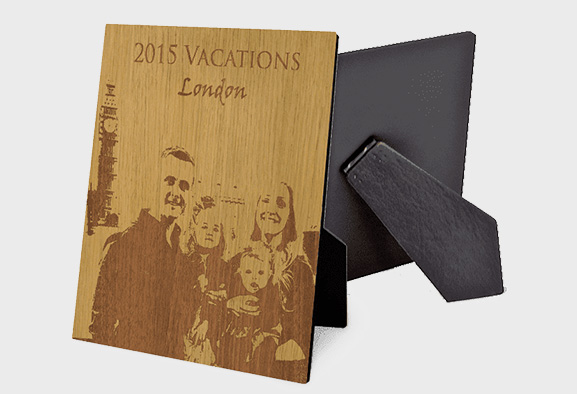 Engraved Prints as Table Tops